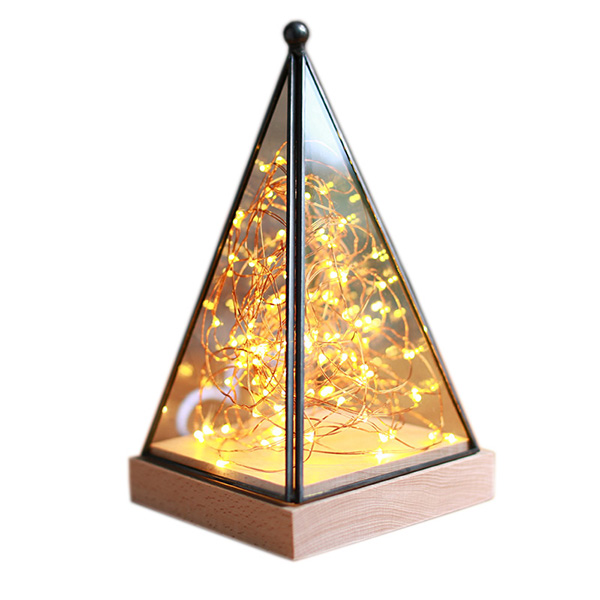 Pyramid Fairy Lamp Apollobox